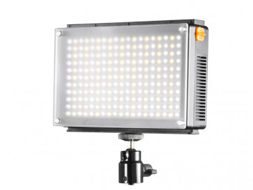 PRO LED VIDEO LIGHT BI-COLOR 209 LED WALIMEX