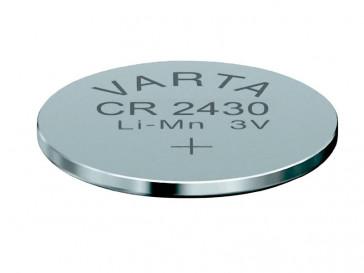 PILAS PROFESSIONAL ELECTRONICS BLX1 CR-2430 3V VARTA