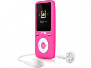 MP4 8GB 8488P ROSA SPC INTERNET