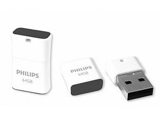 PENDRIVE 2.0 PICO 64GB (FM64FD85B/10) PHILIPS