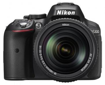 CAMARA REFLEX NIKON D5300 + 18/140 VR