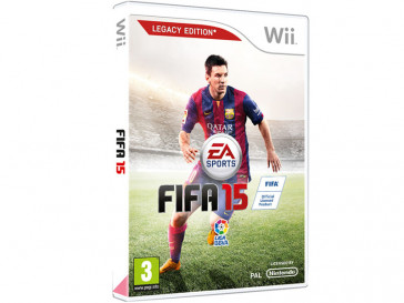 JUEGO WII FIFA 15 ELECTRONIC ARTS