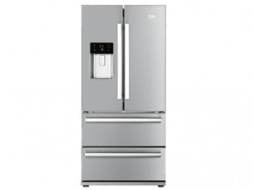 FRIGORIFICO BEKO SIDE BY SIDE NO FROST A+ GNE60520DX