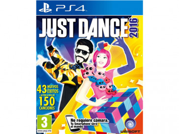 JUEGO PS4 JUST DANCE 2016 UBISOFT