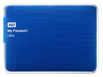 MY PASSPORT ULTRA 2TB WDBMWV0020BBL-EESN WESTERN DIGITAL