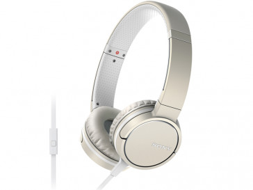 AURICULARES MDR-ZX660AP CHAMPAGNE SONY