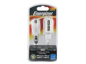 CARGADOR ENERGIZER 3EN1 IPHONE ENERGIZER