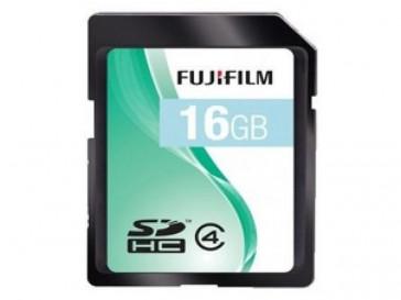 TARJETA SDHC 16GB CLASE 4 4004268 FUJIFILM