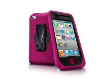 DUO CASE IPOD TOUCH 4 TCDUO4-PK ISKIN