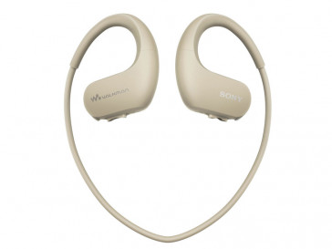 REPRODUCTOR MP3 4GB NW-WS413 CREMA SONY