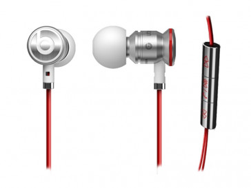 AURICULARES BY DR DRE 3-BUTTON GLOSS (W) BEATS