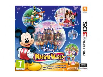 JUEGO 3DS DISNEY MAGICAL WORD NINTENDO