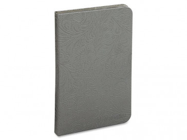 FUNDA FOLIO LED KINDLE GRIS PIZARRA 98079 VERBATIM