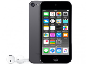 IPOD TOUCH 16GB 6 GEN GRIS MKH62FD/A APPLE