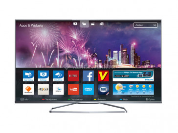 "SMART TV LED FULL HD 3D 55"" PHILIPS 55PFK7109/12"