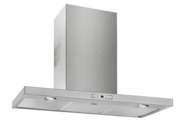CAMPANA TEKA DECORATIVA PARED 60CM INOX LED DH-685 40484190