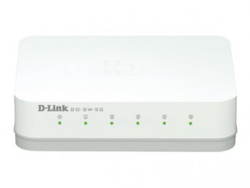 SWITCH ETHERNET GO-SW-5G D-LINK