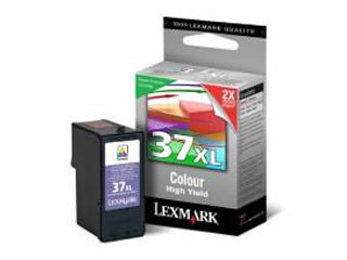 TINTA COLOR NO. 37XL 18C2180BL LEXMARK