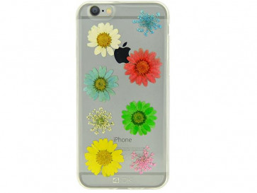 CARCASA FLOWER 4-OK PARA IPHONE 6/6S FCI6MC BLAUTEL