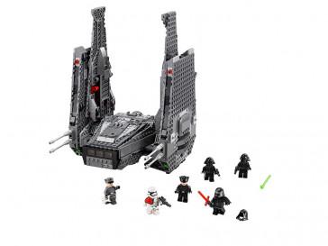 STAR WARS NAVE DE COMBATE DE KYLO REN 75104 LEGO