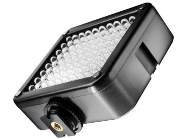 PRO LED LUZ DE VIDEO 80B INTENSIDAD REGULABLE 18884 WALIMEX