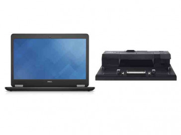 KIT LATITUDE E7450 (7450-9456) + PORT REPLICATOR (452-11415) DELL