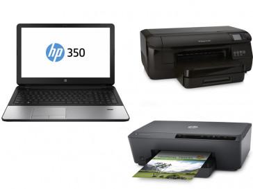KIT 350 G2 (K9H99EA) + OFFICEJET PRO 8100 (CM752A) + OFFICEJET PRO 6230 (E3E03A) HP