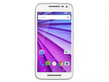 MOTO G 3ND GENERATION BLANCO 16GB (SM4324AD1L1) MOTOROLA
