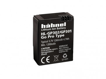 HL-GP301/302 (AHDBT-301/302 GOPRO) HAHNEL