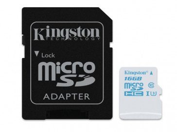 MICRO SDHC CON ADAPTADOR SDCAC/16GB KINGSTON