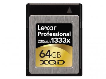 XQD 64GB 1333X LXQD64GCRBEU1333 LEXAR
