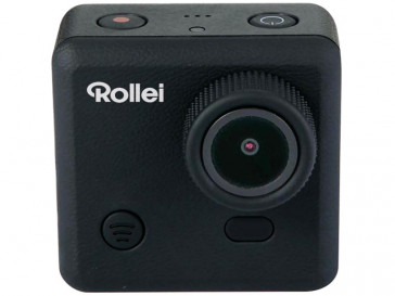KIT ACTIONCAM 410 WIFI NEGRA + MANDO ROLLEI