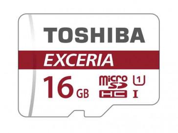 EXCERIA MICRO SDHC UHS-I CON ADAPTADOR 16GB (THN-M301R0160EA) TOSHIBA