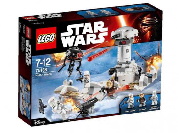 STAR WARS ATAQUE A HOTH 75138 LEGO