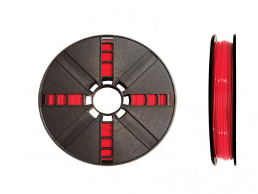 PLA FILAMENT RED 1.75 MM 0.9 KG MAKERBOT