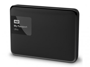 MY PASSPORT ULTRA 500GB WDBWWM5000ABK-EESN WESTERN DIGITAL