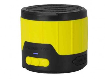 BOOMBOTTLE MINI AMARILLO SCOSCHE