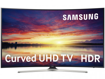 "SMART TV LED ULTRA HD 4K CURVO 40"" SAMSUNG UE40KU6100"