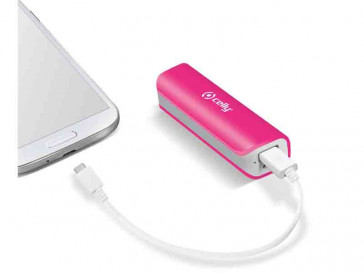 POWERBANK 2600MAH PB2600PK (PK) CELLY