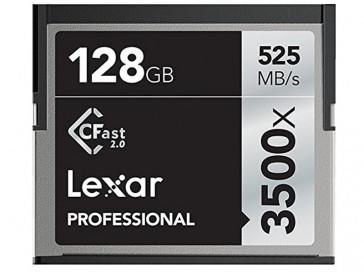 CFAST 128GB 3500X LC128CRBEU3500 LEXAR