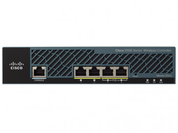 CONTROLADOR WIFI 2504 (AIR-CT2504-15-K9) CISCO