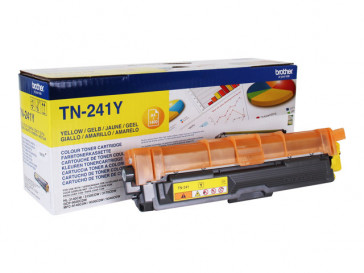 CARTUCHO TONER AMARILLO TN241Y BROTHER
