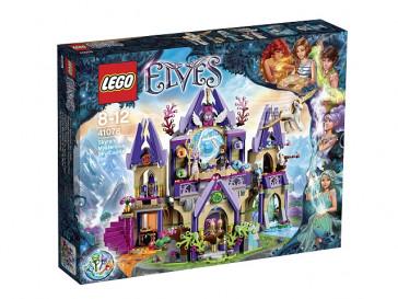 ELVES EL MISTERIOSO CASTILLO DE SKYRA EN EL CIELO 41078 LEGO
