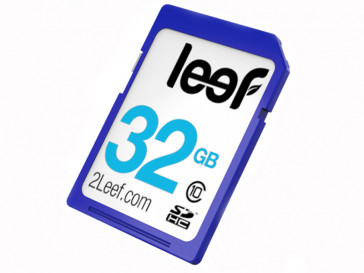 SDHC 32GB CLASE 10 LFSDC-03210AU LEEF