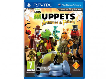 JUEGO PS VITA MUPPETS MOVIE SONY