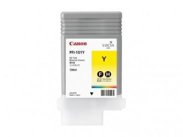 CARTUCHO TINTA PFI-101Y (0886B001AA) CANON