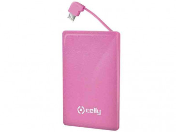POWERBANK 1500MAH PB1500PK ROSA CELLY