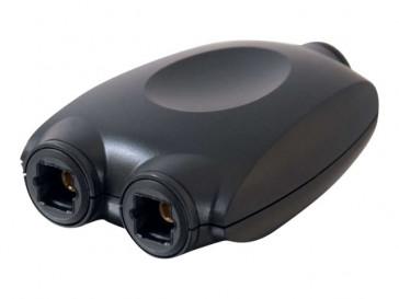 TOSHLINK DIGITAL AUDIO SPILTTER 80453 C2G
