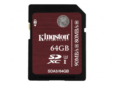 SDXC 64GB CLASE 3 SDA3/64GB KINGSTON