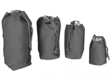 NEOPRENE LENS BAG POUCH SET OF 4 16441 KIPON